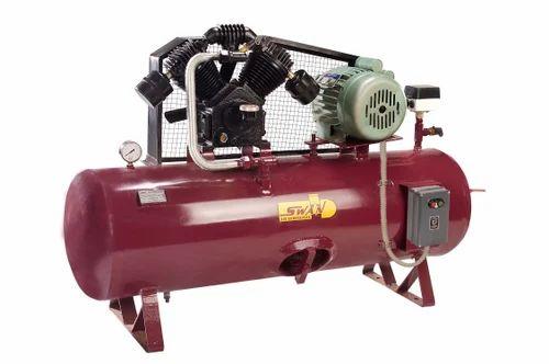 Air Compressors-reciprocating Types