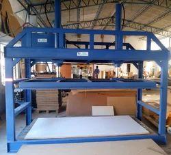 Hydraulic Hot Molding Press
