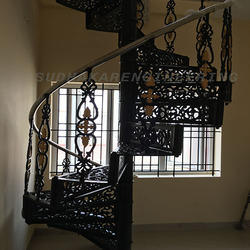 Casting Staircase