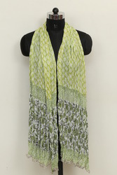 Indian Chiffon Scarves
