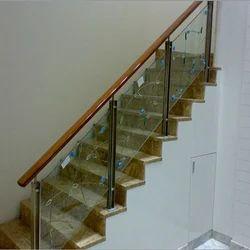 Glass Design Railing