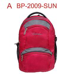 New School Bags Back Pack A 2009 Sun