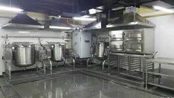 Bulk Steam Cooking Equipment
