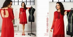 trendy fancy designer kurti