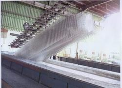 Post Treatment Plant For Wire Coil Galvanizing Plant