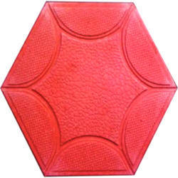 Hexagon Paver Tile Moulds