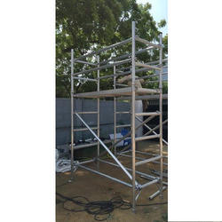 Single Width Scaffold Without Stairway