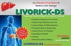 Livorick-ds Ayurvedic Liver Tonic