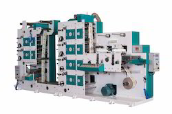 RK-F / 320/2 4 Flexo Printing Machine