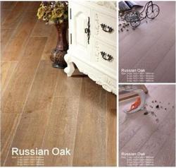 Russian Oak Wood Flooring