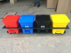 Bio Medical Pedal Dustbins