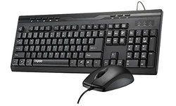 Rapoo Wired USB Combo Multimedia Nx1710 Keyboard