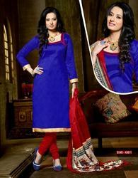 Royal Blue Party Wear Salwar Suit