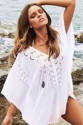 Cotton Voile Cover Up