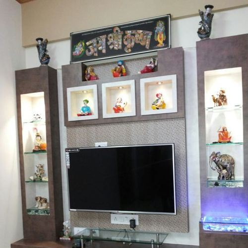 Hall Interior Design India: Modular Hall Design & Interior Design Service Provider