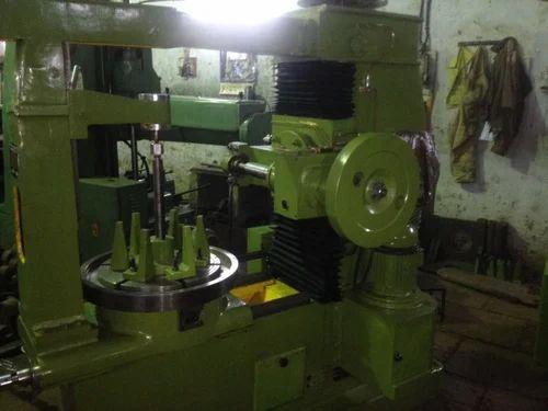 Helical Gear Hobbing Machine