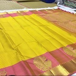 Handloom Silk Saree Kanchi Silk Handlooms Silk Saree