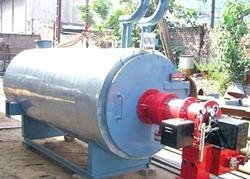 Horizontal Type Oil Fire Steam Boilers