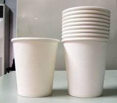 45Ml Plain Paper Cup