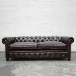 Chesterfield möbel  Antique Sofa - Antique Chesterfield Sofa Manufacturer from Chennai