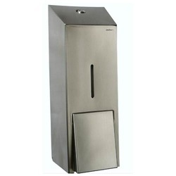 Stainless Steel Soap Dispenser (Made-in-India)