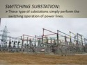 Switchyard Sub Station Structural Steel
