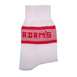 Cotton White Socks