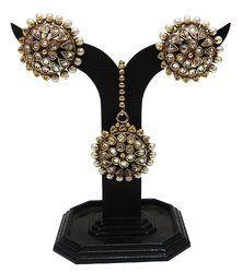 Traditional Earring & Tikka