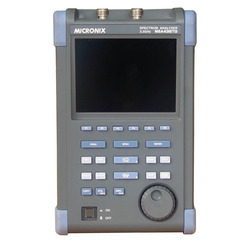 3.3GHz Color Spectrum Analyzer with TG - MSA438TG
