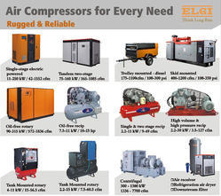 Elgi Air Compressors And Air Solutions