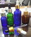 Essential Oils Glass Bottles (Amber /Blue/ Green / Clear)