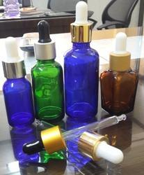 Essential Oils Glass Bottles (Amber /Blue/ Green / Clear)
