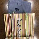 Box Packing Cotton Pants/ Chinos