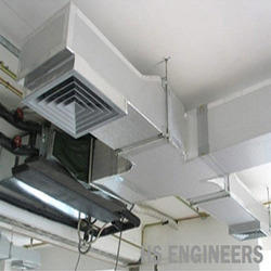 Ducting for AC