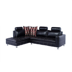 Cushioned Sofa Set (Campari)