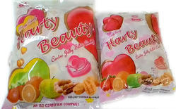 Harty Beauty Center Jelly Filled Soft Candy