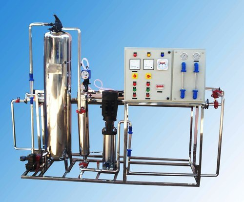 Mineral Water Plant Industrial Reverse Osmosis Plant