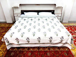 Flower Print Bed Spreads