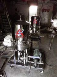Waste Oil Filter Machine
