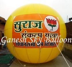 balloon for election