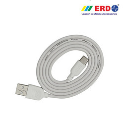 White Type C USB Cable