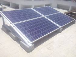 Solar Panel Mounting Structure Aluminum