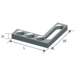 Flat Angle Bar