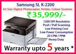 Samsung Photocopiers Samsung Machine K2200 Distributor Channel