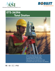 Robust Surveying Instruments  - Total Station