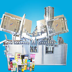 Ointment Packaging Machine