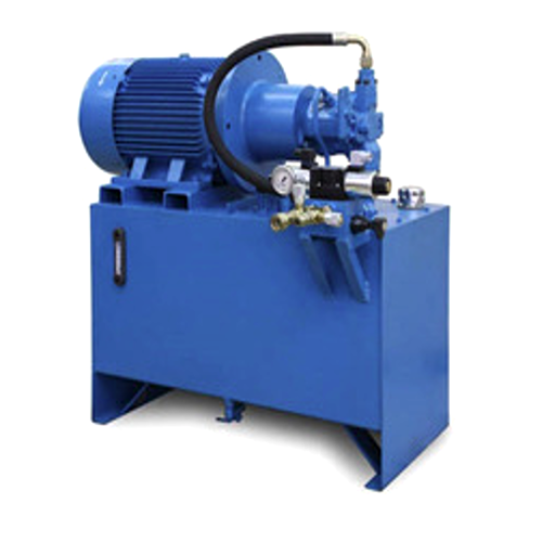 Hydraulic Power Pack For Clamping Machine