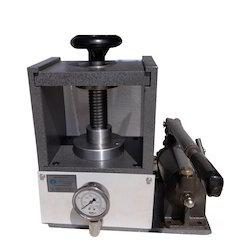FTIR Hydraulic Press