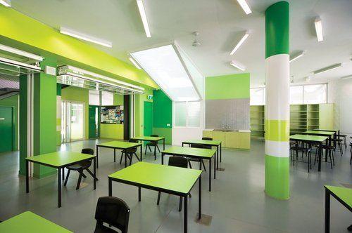 School Interior Design High School Interior Design Service
