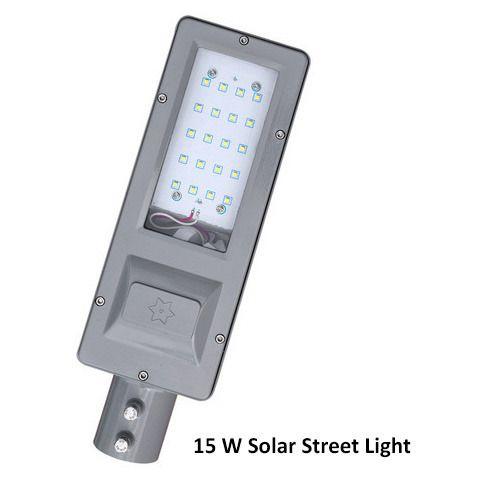 15 W Solar Street Light